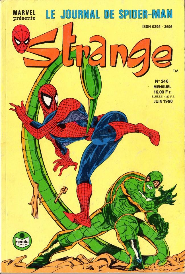 Couverture de Strange -246- Strange 246
