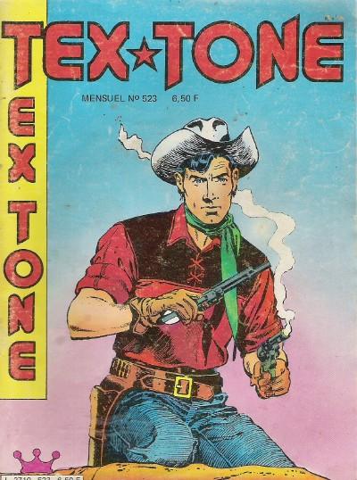 Couverture de Tex-Tone -523- Le rapt de Betty