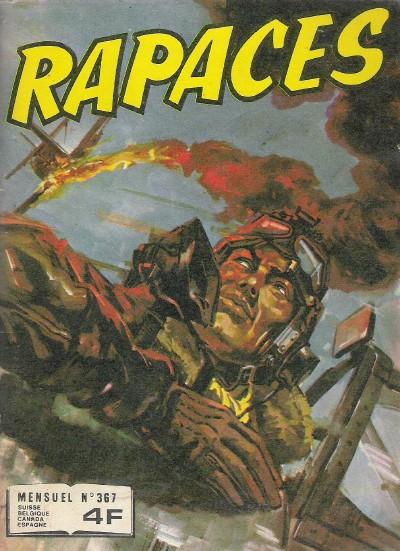 Couverture de Rapaces (Impéria) -367- Dangereuse réputation !