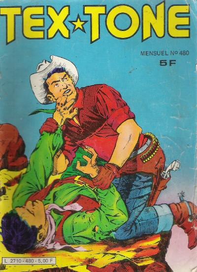 Couverture de Tex-Tone -480- Les mystères du