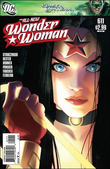 Couverture de Wonder Woman Vol.1 (DC Comics - 1942) -611- Odyssey part 11 : siege