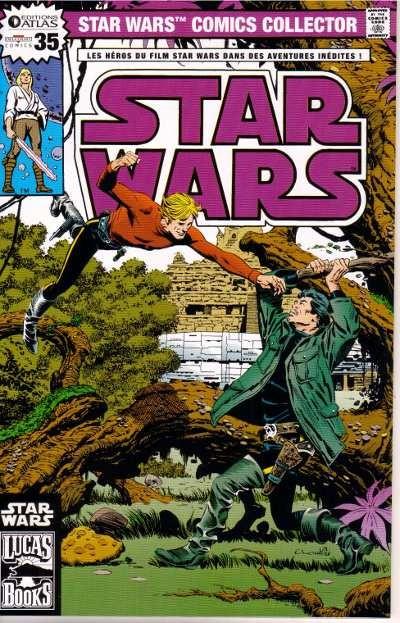 Couverture de Star Wars (Comics Collector) -35- Numéro 35