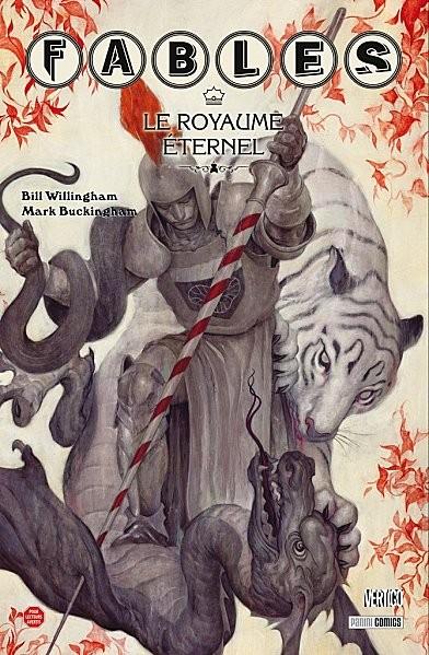 Couverture de Fables (avec couverture souple) -13- Le royaume éternel