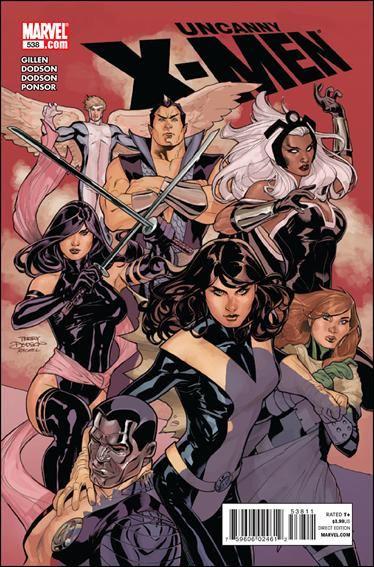 Couverture de Uncanny X-Men (The) (Marvel comics - 1963) -538- Breaking point part 4