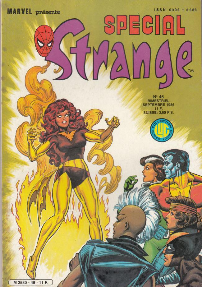 Couverture de Spécial Strange -46- Spécial Strange 46