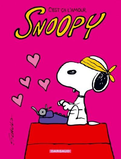 Couverture de Peanuts -6- (Snoopy - Dargaud) -40- C'est ça l'amour