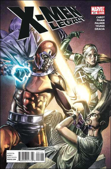 Couverture de X-Men Legacy (2008) -251- Lost legions part 2