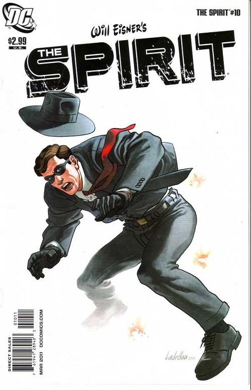 Couverture de Spirit (The) (2010) -10- Crime and punishment