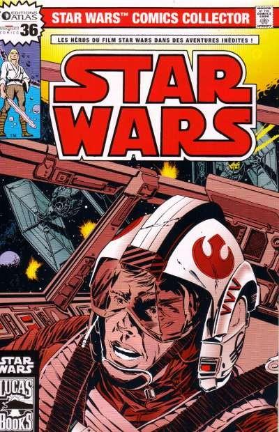 Couverture de Star Wars (Comics Collector) -36- Numéro 36