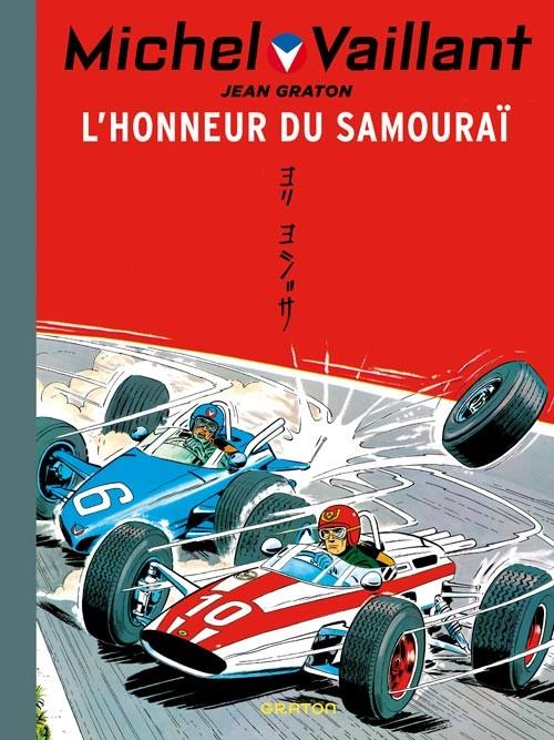 Couverture de Michel Vaillant (Dupuis) -10- L'honneur du samouraï