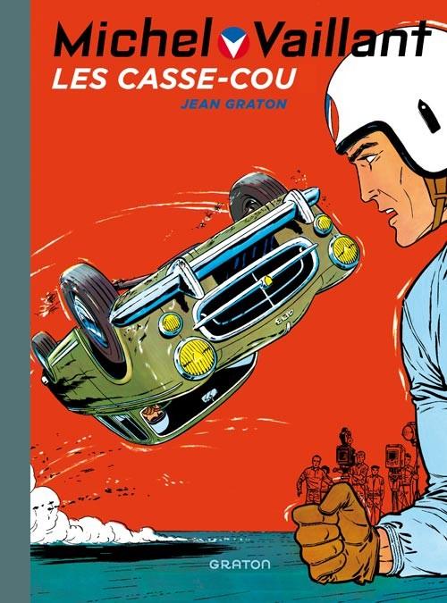 Couverture de Michel Vaillant (Dupuis) -7- Les casse-cou