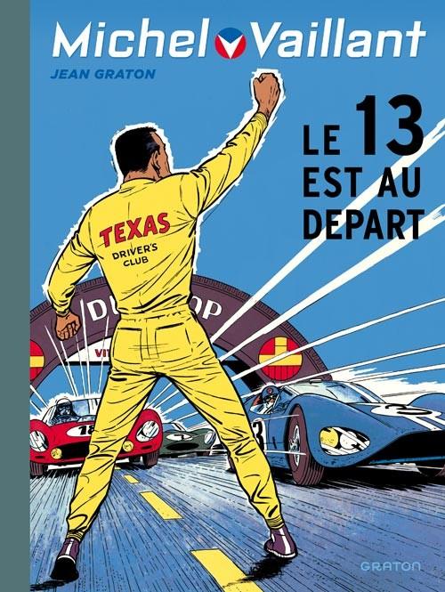 Couverture de Michel Vaillant (Dupuis) -5- Le 13 est au départ