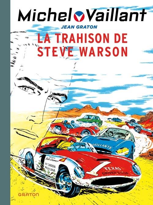 Couverture de Michel Vaillant (Dupuis) -6- La trahison de steve warson