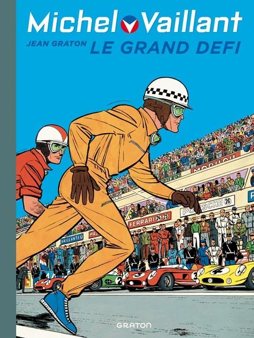 Couverture de Michel Vaillant (Dupuis) -1- Le grand défi