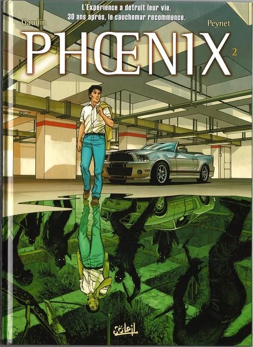Phœnix (Phoenix) - Intégrale 3 Tomes - PDF