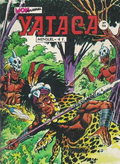 Couverture de Yataca (Fils-du-Soleil) -154- La rivière qui meurt