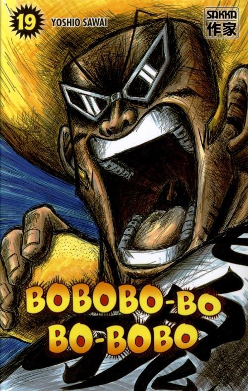 Couverture de Bobobo-bo Bo-bobo -19- Tome 19