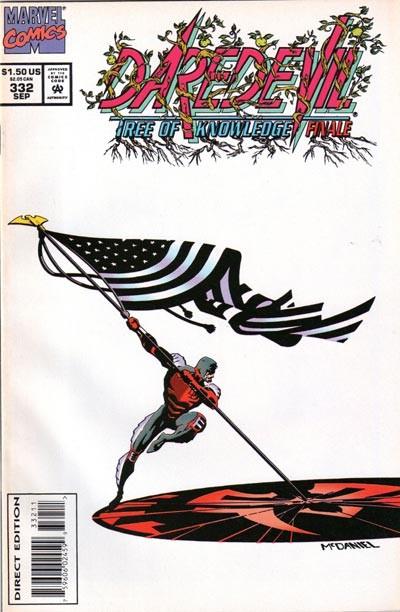 Couverture de Daredevil (1964) -332- Softwar