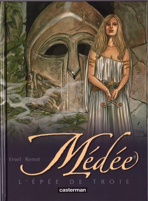 Médée (Renot/Ersel) - les 3 tomes