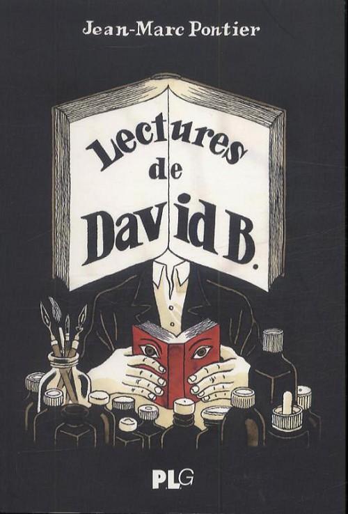 Couverture de (AUT) David B. - Lectures de David B.