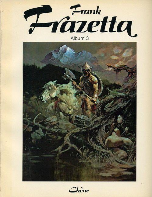 Couverture de (AUT) Frazetta -3- Album 3