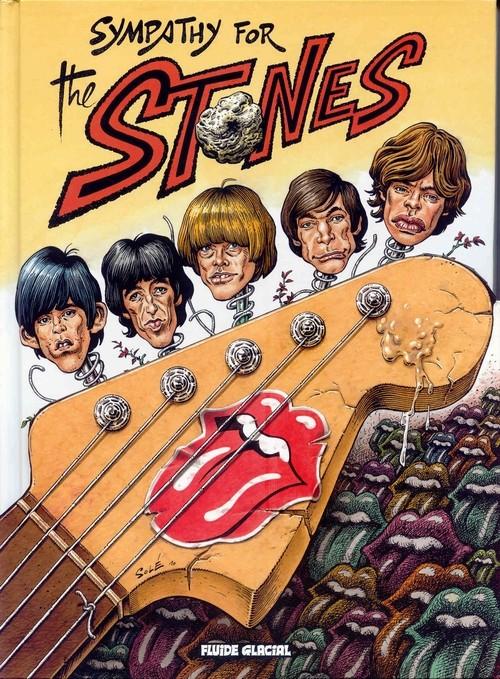 Couverture de Sympathy for the Stones - Sympathy for the stones