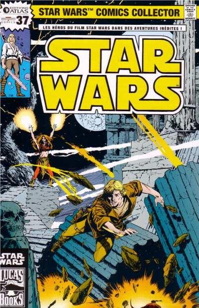 Couverture de Star Wars (Comics Collector) -37- Numéro 37