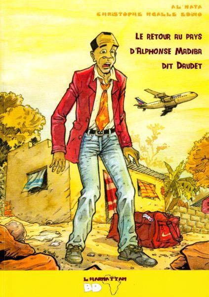 Les tribulations d'Alphonse Madiba dit Daudet - Intégrale