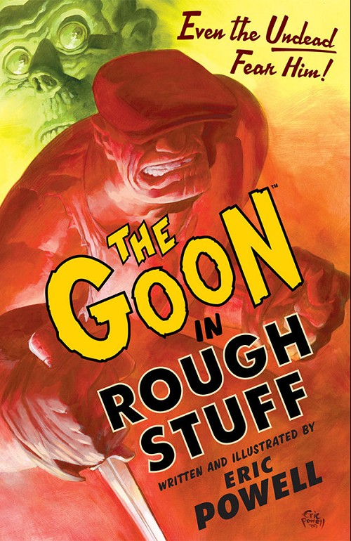 Couverture de Goon (The) (2003) -INT0- In rough stuff