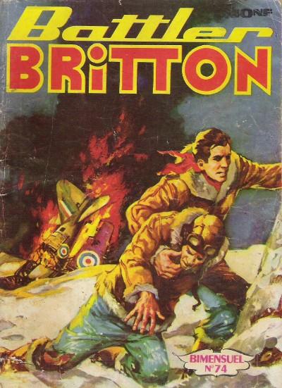 Couverture de Battler Britton (Imperia) -74- L'invisible ennemi