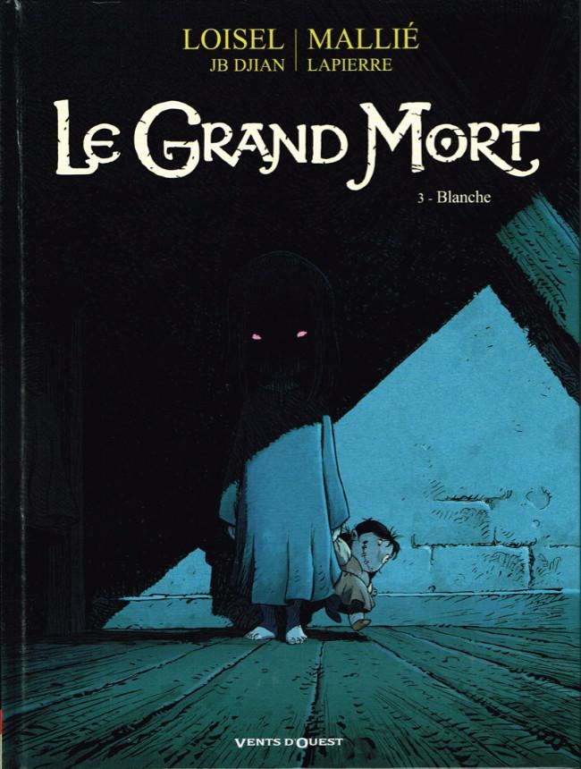 Couverture de Le grand Mort -3- Blanche