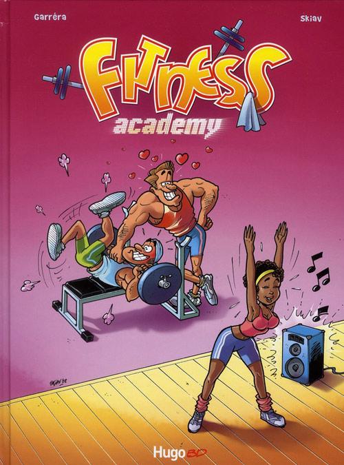 Couverture de Fitness academy - Tome 1