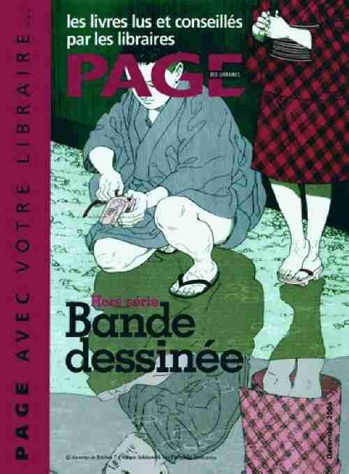 Couverture de (DOC) Études et essais divers - Page des libraires - Hors série bande dessinée