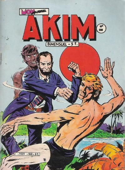 Couverture de Akim (1re série) -558- Le soleil levant