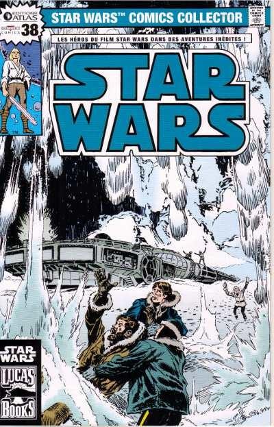 Couverture de Star Wars (Comics Collector) -38- Numéro 38