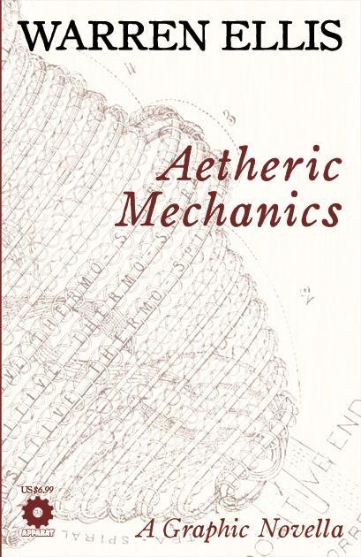Couverture de Aetheric Mechanics (2008) - Aetheric Mechanics