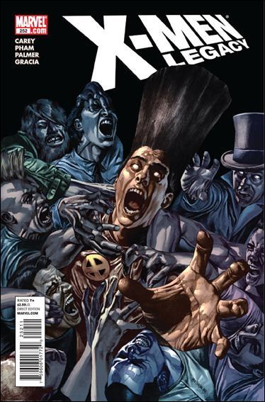 Couverture de X-Men Legacy (2008) -252- Lost legions part 3