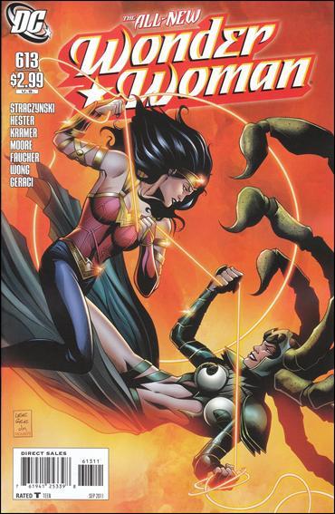 Couverture de Wonder Woman Vol.1 (DC Comics - 1942) -613- Odyssey part 13 : Nemesis