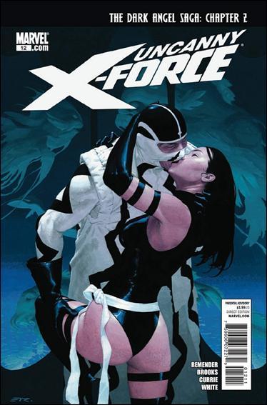 Couverture de Uncanny X-Force (2010) -12- Dark Angel saga part 2 : interruptions