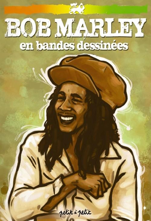 Bob Marley en Bandes Dessinées