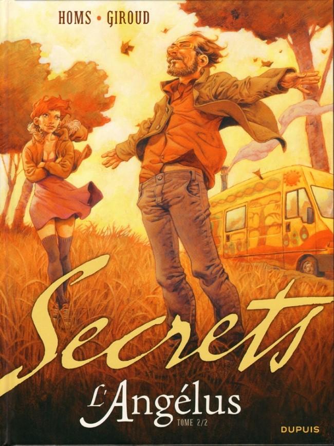 Couverture de Secrets - L'Angélus -2- Tome 2/2