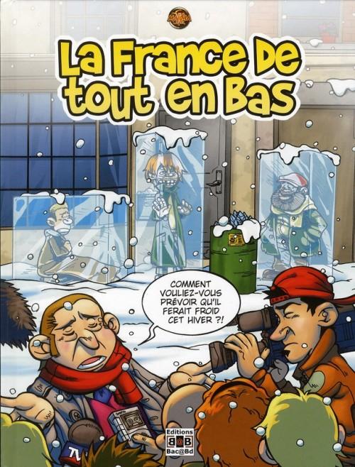 Couverture de Ciboulot -3- La France de tout en bas
