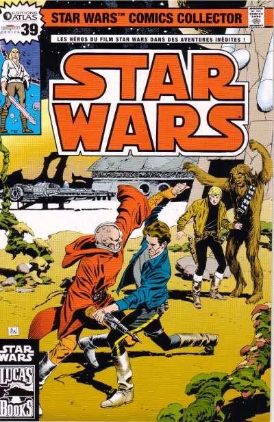Couverture de Star Wars (Comics Collector) -39- Numéro 39