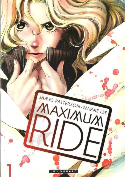 Couverture de Maximum ride -1- tome 1