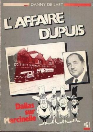 Couverture de (DOC) Études et essais divers - L'Affaire Dupuis - Dallas sur Marcinelle