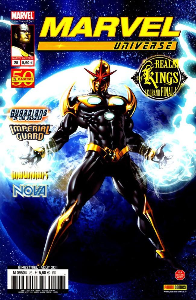 Couverture de Marvel Universe (Panini - 2007) -28- Realm of Kings (4/4)