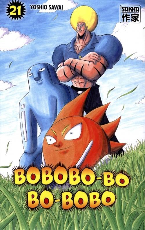 Couverture de Bobobo-bo Bo-bobo -21-  Tome 21