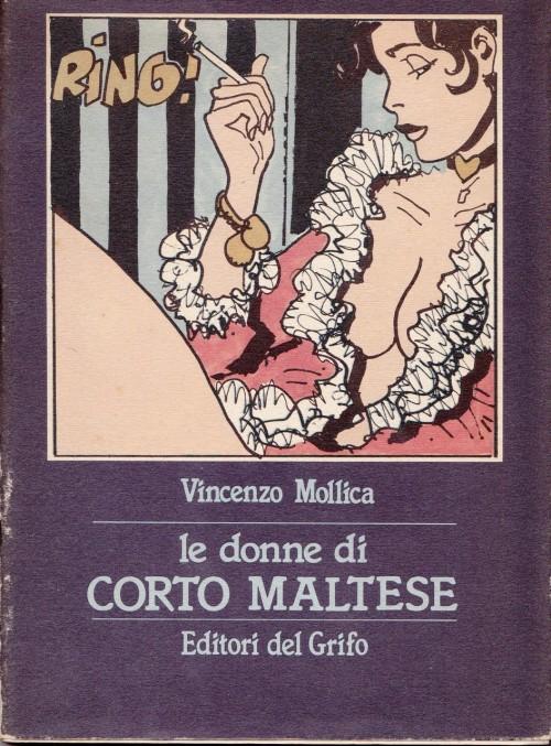 Couverture de (AUT) Pratt, Hugo (en italien) - Le donne di Corto Maltese