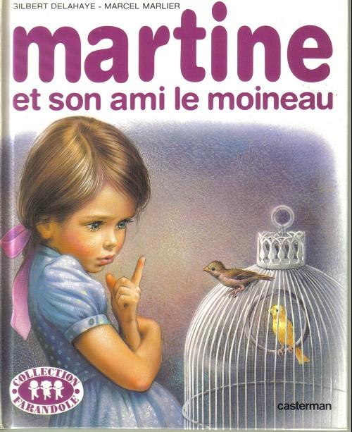 Couverture de Martine -30a- Martine et son ami le moineau