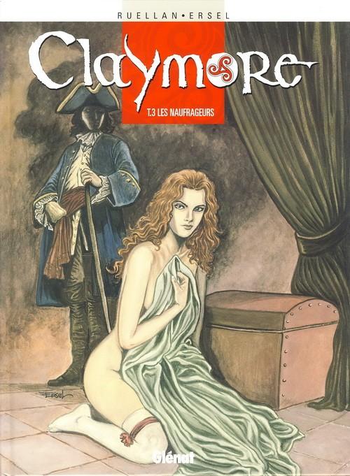 Couverture de Claymore (Ersel) -3- Les naufrageurs